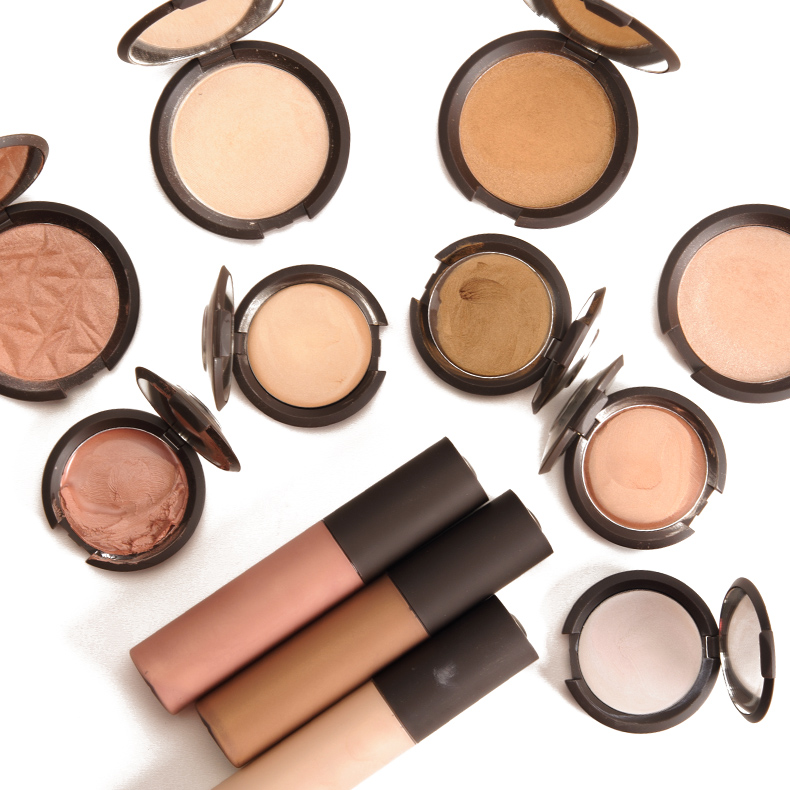 Becca Shimmering Skin Perfectors - Pressed, Poured, Liquid