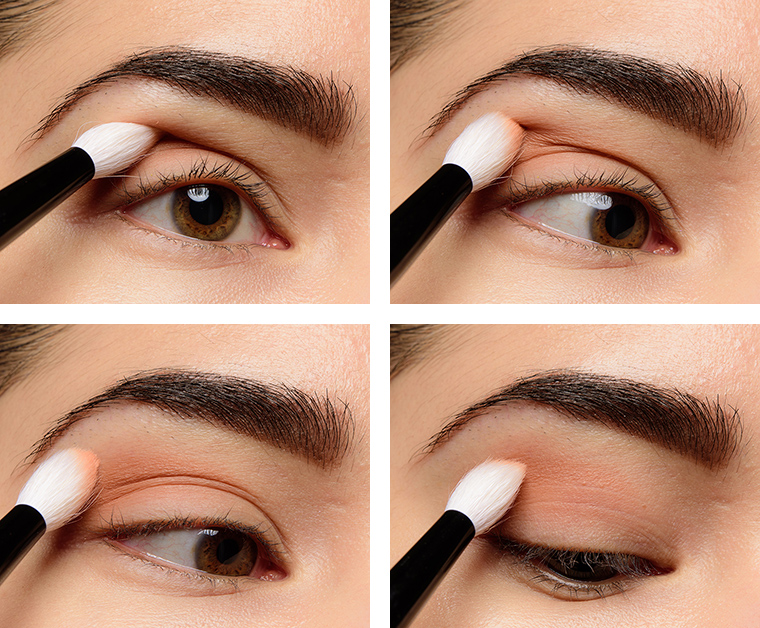 How To Blend Eyeshadow Tips Tricks The Makeup List